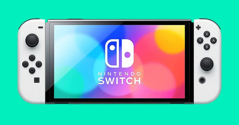Nintendo Switch OLED Review: More Than Just a Pretty Screen